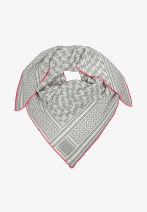 LIV - Foulard - hellgrau pink