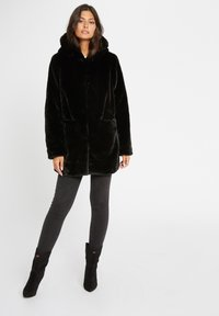 Morgan - Winter coat - black - 1