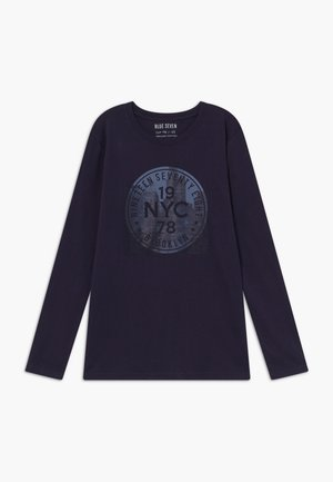 TEENS NEW YORK CITY  - Long sleeved top - nachtblau