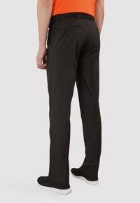J.LINDEBERG - ELOF - Suit trousers - black - 1