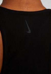 Nike Performance - Jumpsuit - black/dark smoke grey - 5