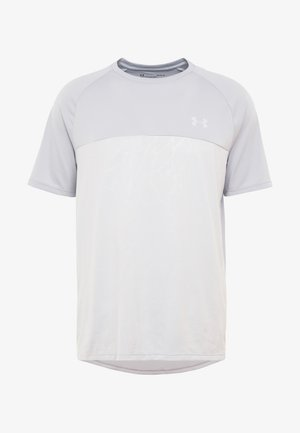 T-shirt imprimé - mod gray/halo gray