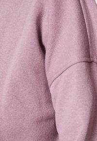 JDY - JDYLINE LIFE CREW NECK - Sweatshirt - elderberry - 5
