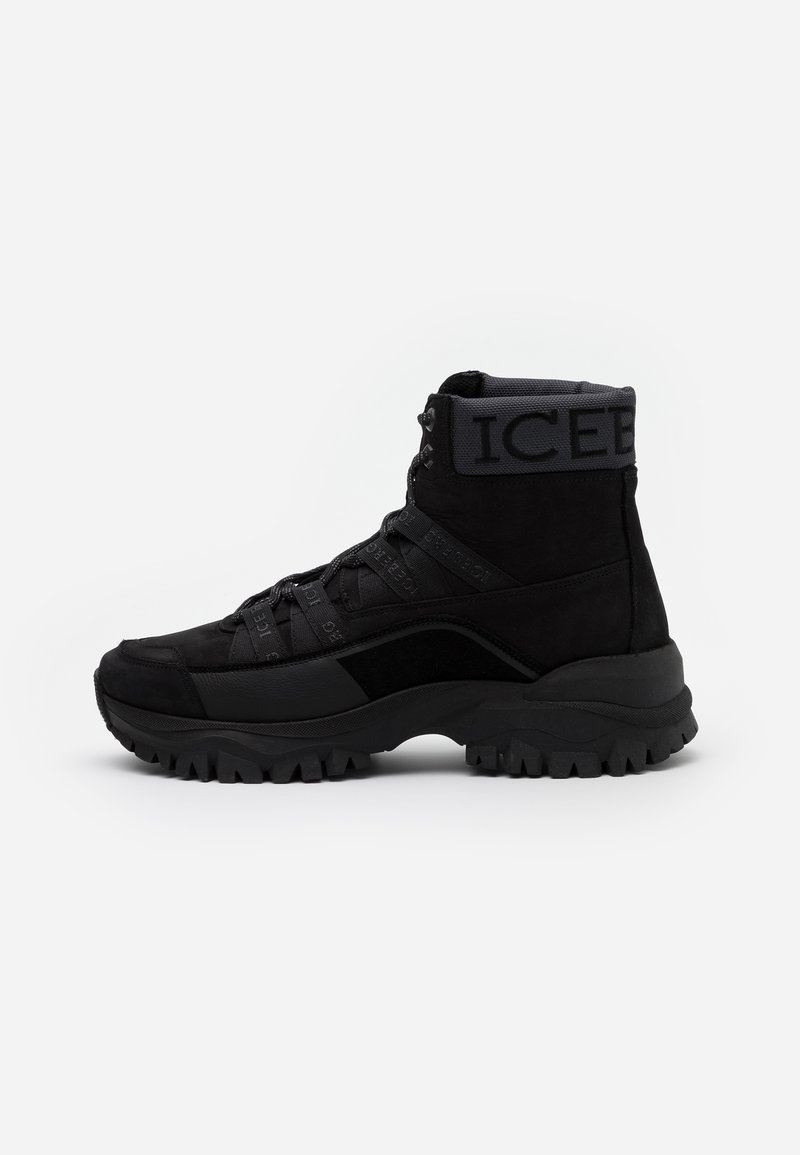 Iceberg - PRIMA - High-top trainers - black