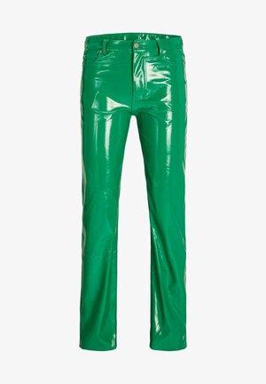 Jeans straight leg - jolly green