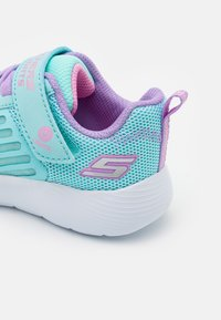 Skechers - DYNA LIGHTS - Trainers - aqua - 5