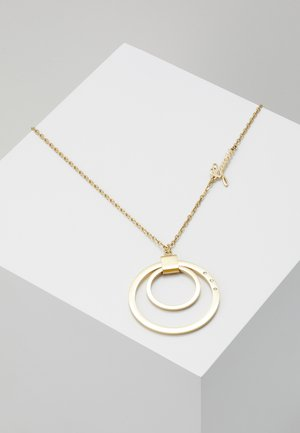 ETERNAL CIRCLES - Smykke - gold-coloured