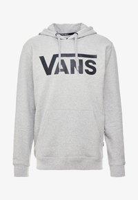 Vans - MN VANS CLASSIC PO HOODIE II - Hoodie - cement heather/black - 3