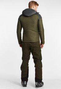Phenix - INTERLOCK - Soft shell jacket - khaki - 2