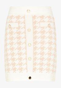 faina - A-line skirt - weiss beige - 4