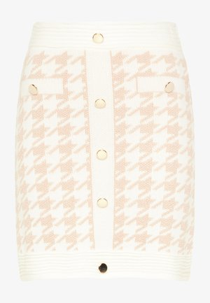 A-line skirt - weiss beige