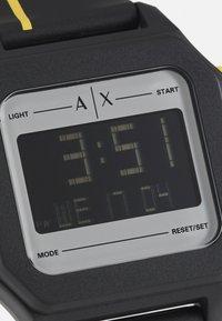 Armani Exchange - Digital watch - black - 5