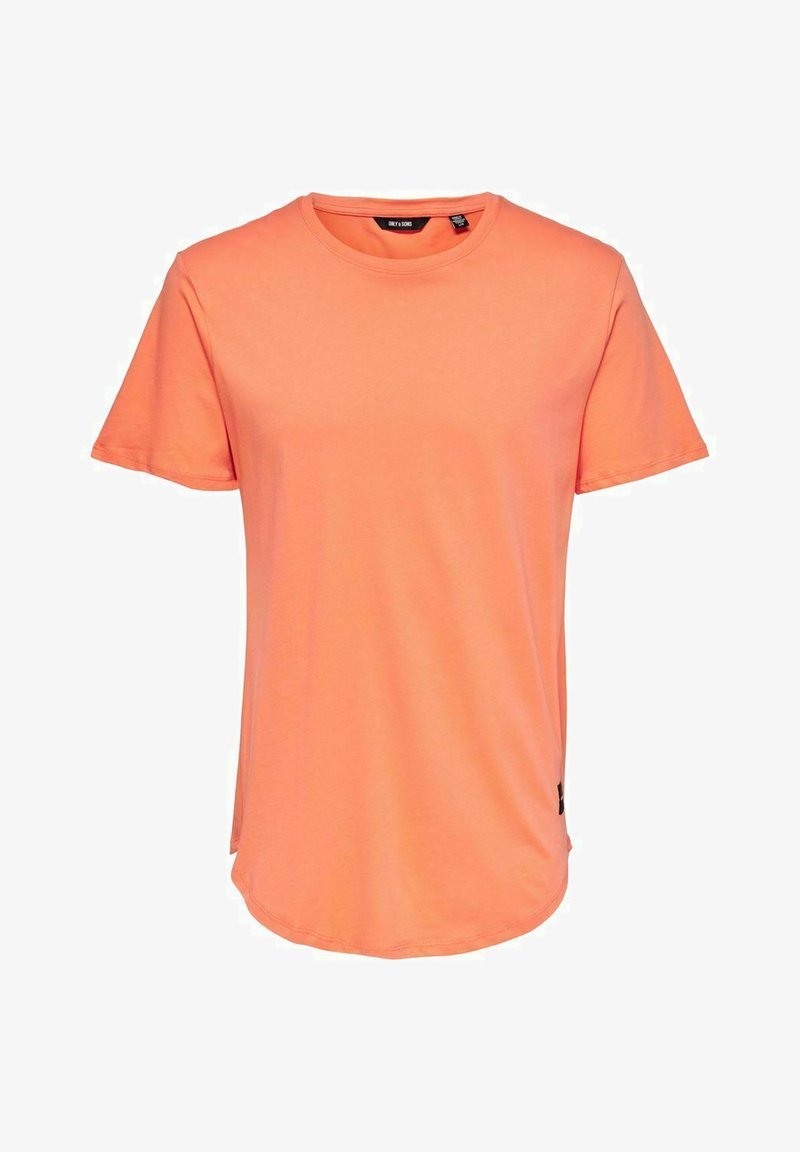 Only & Sons - ONSMATT - T-shirt - bas - orange
