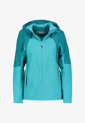 CMP DAMEN JACKE - Waterproof jacket - grün