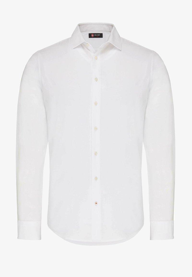 CG – Club of Gents - HODGE - Formal shirt - weiãŸ