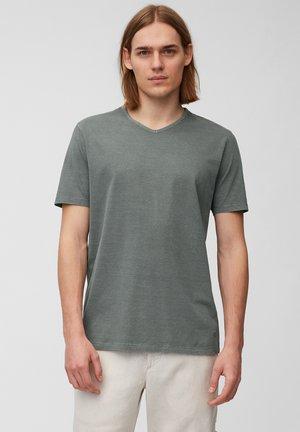T-shirt basic - balsam green