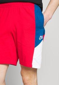 Nike Sportswear - Shorts - university red/industrial blue/white - 3
