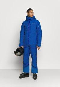 Norrøna - LOFOTEN - Ski jacket - blue - 1