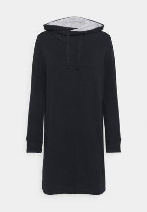 NAKETAN - Jumper dress - black