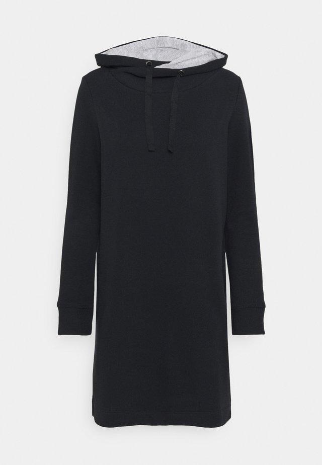 NAKETAN - Pletené šaty - black