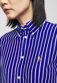 Polo Ralph Lauren - OXFORD - Button-down blouse - active royal/white - 5