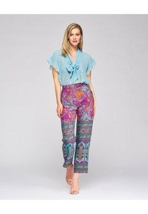 Trousers - azul