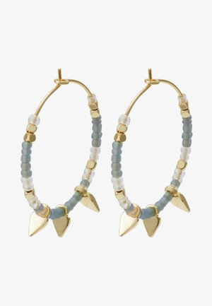 EARRINGS CADENCE - Boucles d'oreilles - gold-coloured