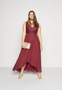 Swing Curve - Occasion wear - earth red - 1