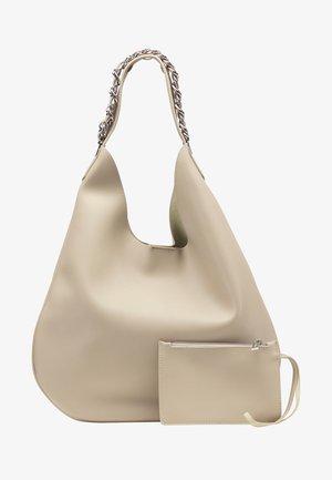 Bolso shopping - light grey