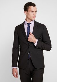 Tommy Hilfiger Tailored - SLIM FIT SUIT - Suit - brown - 2