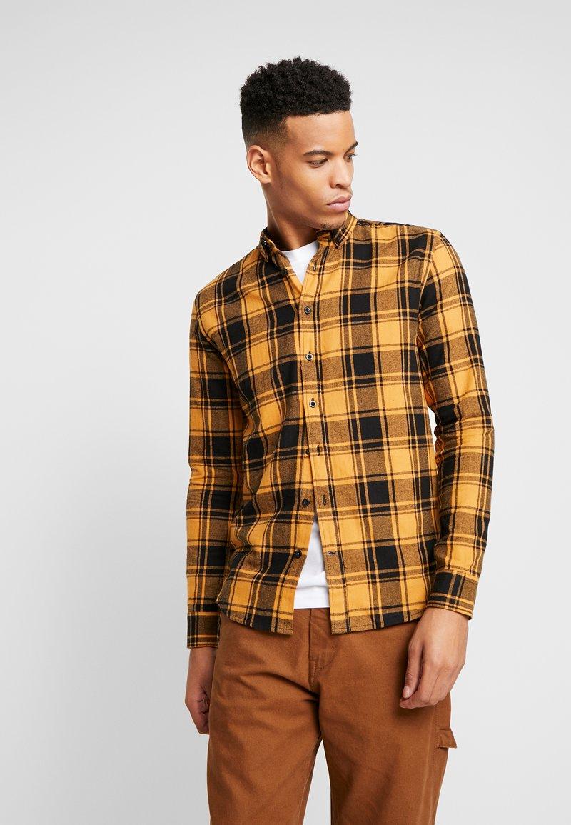 Denim Project - CHECK  - Skjorta - yellow