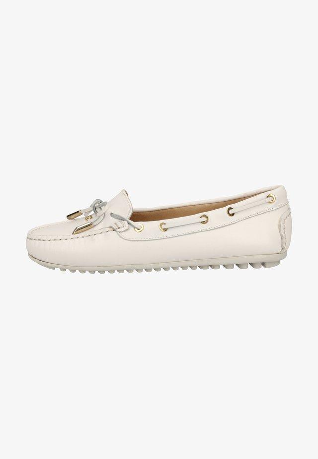Buty żeglarskie - white
