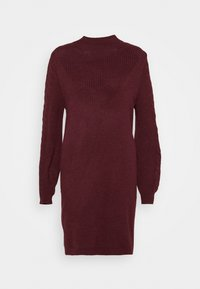 ONLPIL HIGHNECK DRESS  - Robe pull - port royale