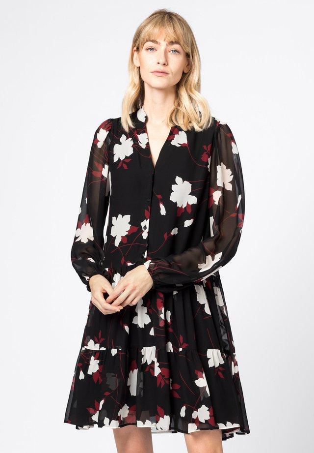 MIT MAXI-BLUMENPRINT - Korte jurk - multicolor