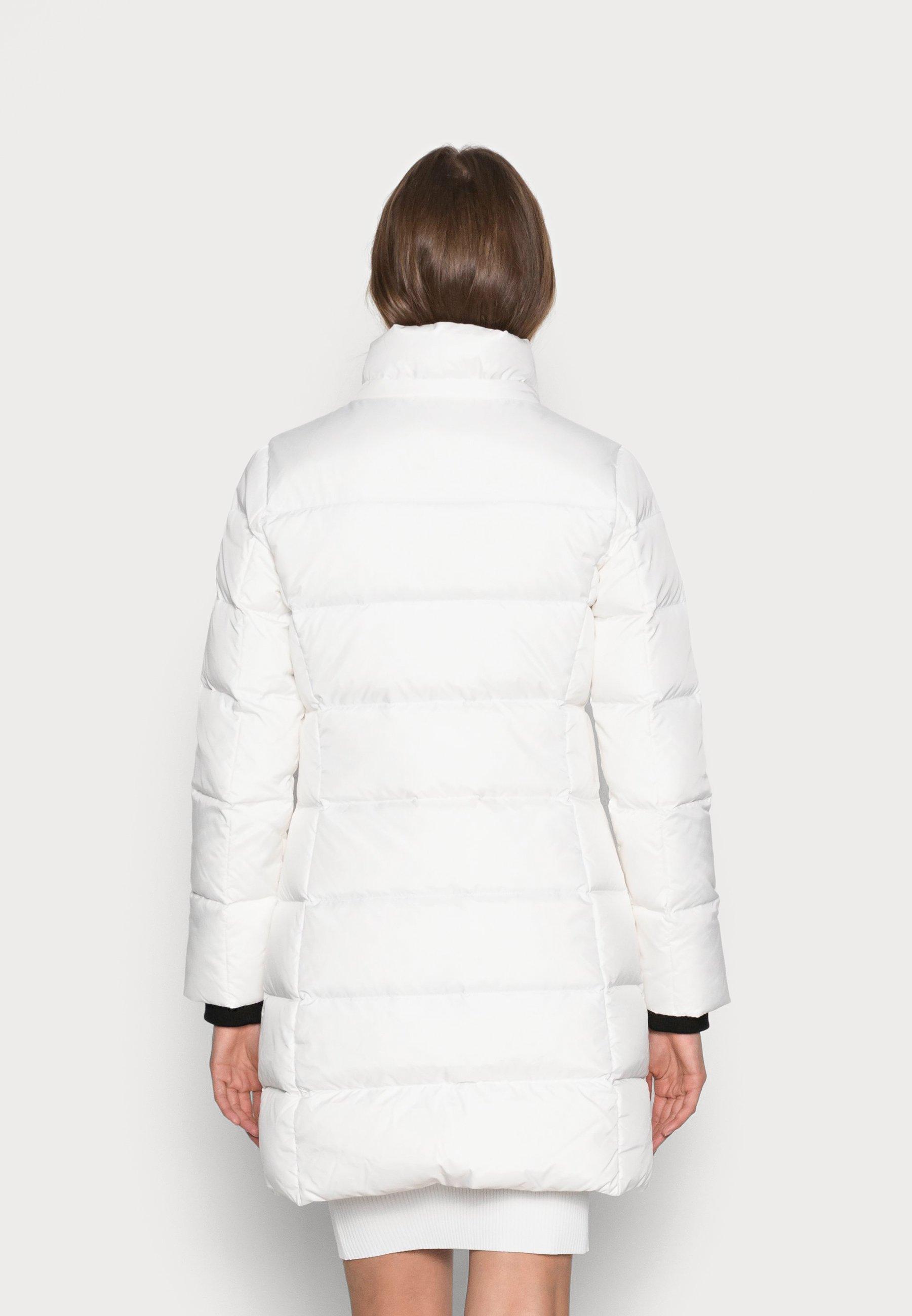 Damen ESSENTIAL REAL COAT - Daunenmantel
