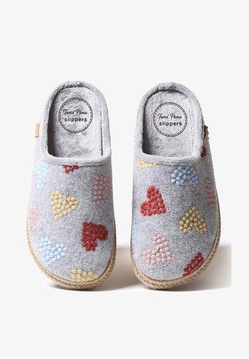 MIRI-HF - Pantofole - gris