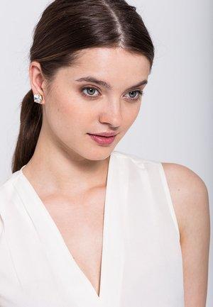 Earrings - transparent
