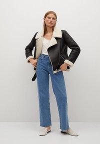 Mango - ADRI-I - Light jacket - schwarz - 1