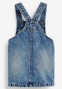 Next - Vestito di jeans - bleached denim - 1