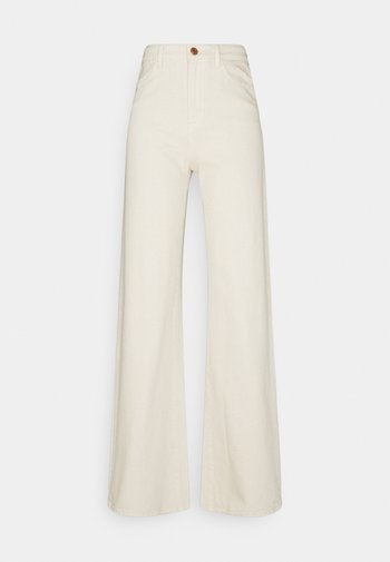 JACKIE  - Jeans relaxed fit - light beige