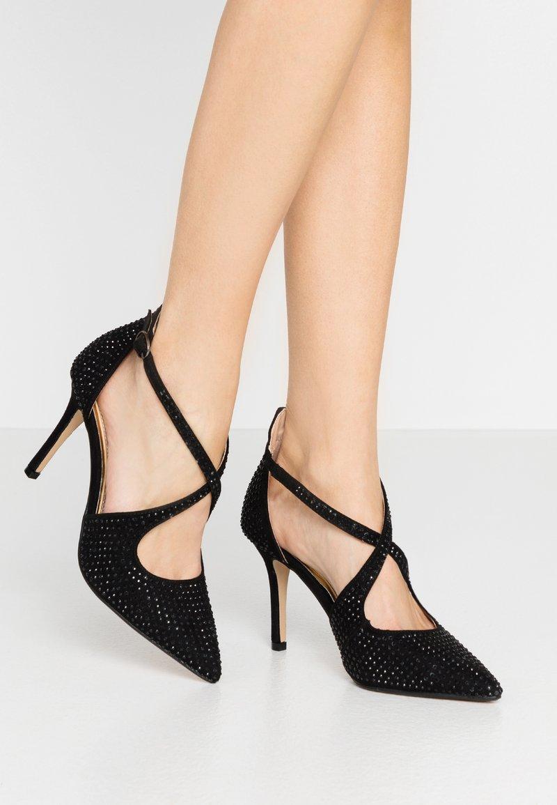 Head over Heels by Dune - CAROLIINA - High heels - black