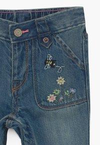 GAP - Straight leg jeans - blue denim - 2