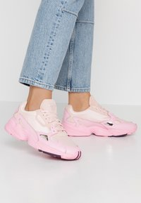 adidas Originals - FALCON TORSION SYSTEM RUNNING-STYLE SHOES - Trainers - ice pink/true pink/chalk purple - 0