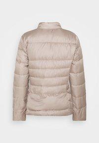 Lauren Ralph Lauren - PEARL SHEEN RACER MOTO SOFT - Down jacket - luxe - 7