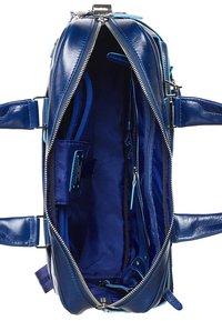 Piquadro - BLUE SQUARE - Ventiquattrore - nachtblau - 4