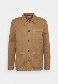 BARNEY - Summer jacket - hazel