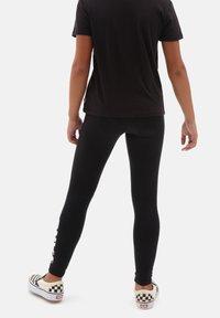 Vans - GR BLOZZOM LEGGING - Leggings - Trousers - black - 1