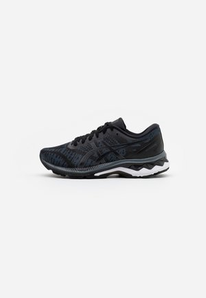 GEL KAYANO 27 - Løbesko stabilitet - black/carrier grey