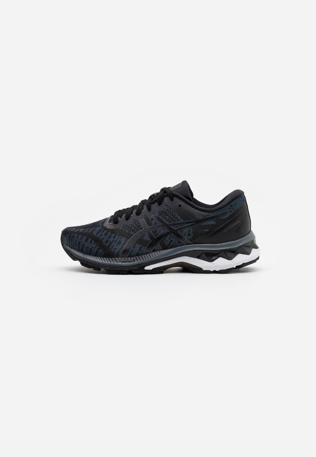 GEL KAYANO 27 - Stabile løpesko - black/carrier grey