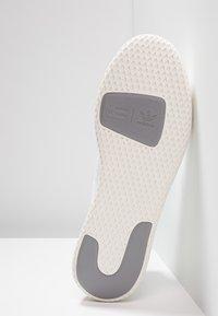 adidas Originals - PW TENNIS HU - Sneaker low - footwear white/core white - 4